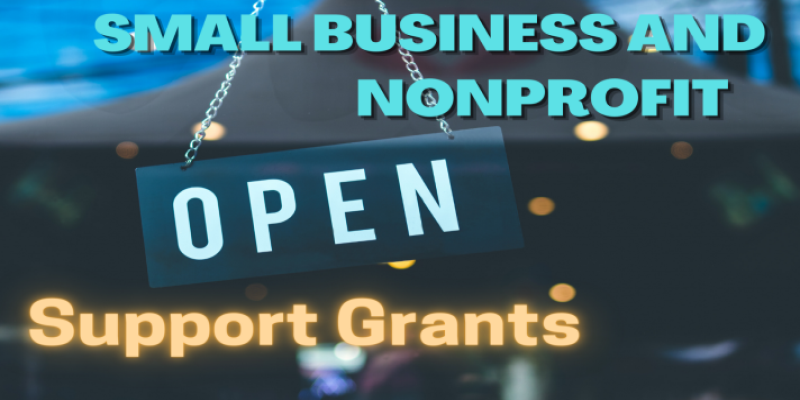 Small Business Grant Program Round 2